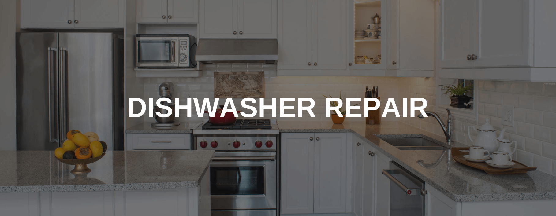 dishwasher repair baltimore